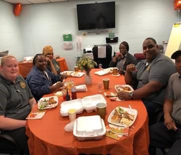 st lucie staff thanksgiving