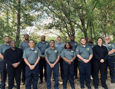 Valencia College Juvenile Justice Detention Officers - March 2019