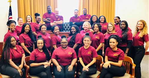 Florida Public Safety Institute Juvenile Justice Probation Officers - February 2019