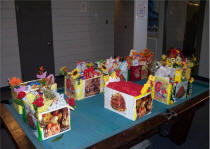 Duval Halfway House Thanksgiving Baskets