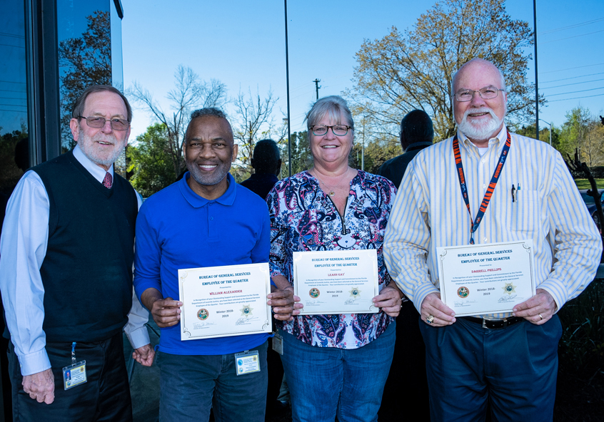 General Services EOC Winners