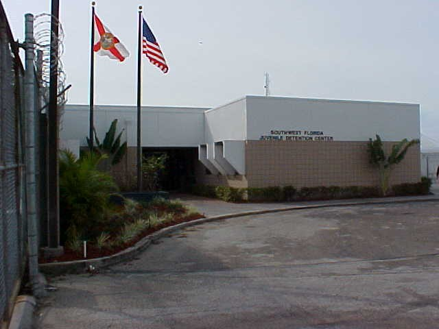 Image of the SW Florida Regional Juvenile Detention Center