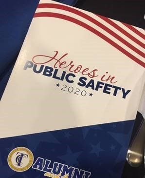 heroes in public safety brochure