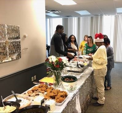 probation buffet