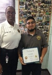 Freddy Morales - March 2019 Employee of the Month