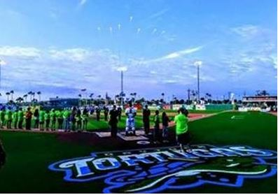 5th Annual Jackie Robinson Friday Night Done Right Event at the Jackie Robinson Stadium in Daytona Beach