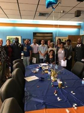 Broward RJDC Volunteer Meeting