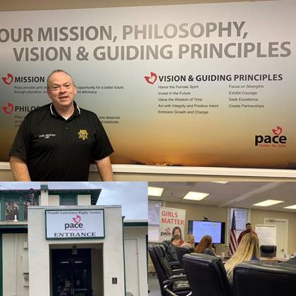 pace volusia facility collage
