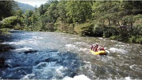 ami youth rafting