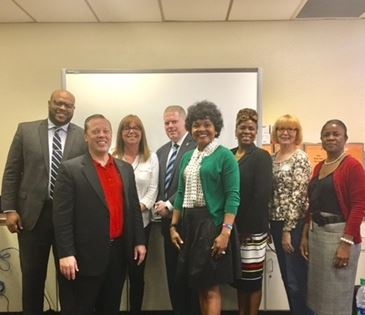 """The Office of Prevention and Victim Services recently held a provider training in Pensacola on """"What Providers Need to Know When Doing Business with the State of Florida."""""""