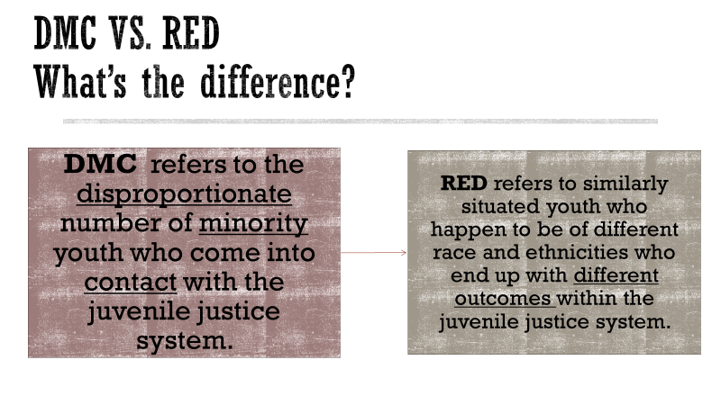 DMC VS RED, What's the Difference?