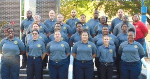 Hillsborough Community College Juvenile Justice Detention Officers - March 2019