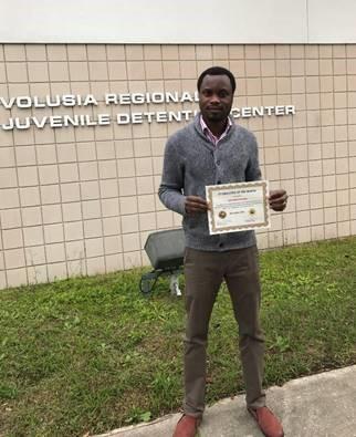 Oyeyemi Adeyemi, Systems Project Analyst.