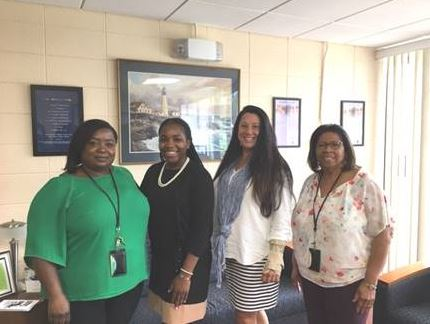 prevention staff at orange youth shelter