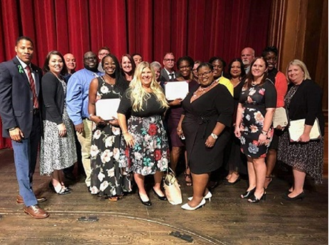 2019 CPM graduates from djj