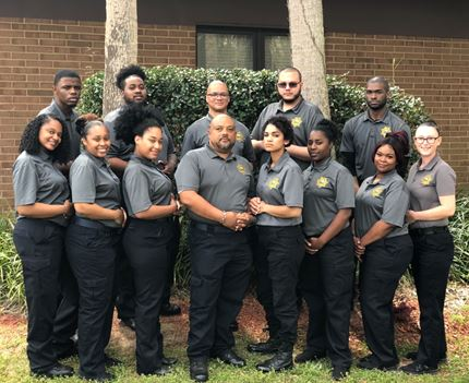 Florida Public Safety Institute Juvenile Justice Detention Officers - April 2019