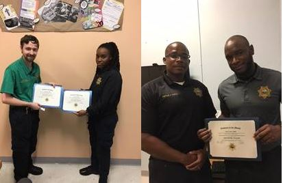 collier employees of the month
