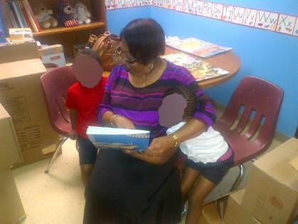 Marie Boswell Reading Pals Program