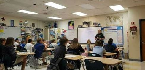 """The Monroe County Coalition, the Monroe County Sheriff's Department and the Circuit 16 State Attorney's Office conducted a """"Know the Law Training."""""""