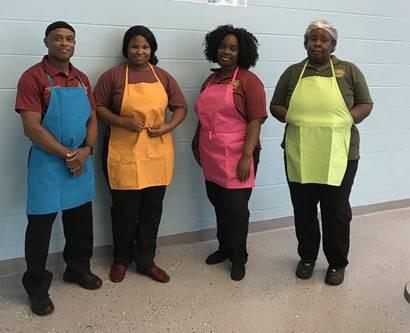food service team