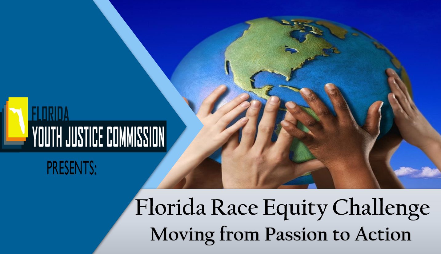 This is an image of the Logo for the Florida Race Equity Challenge.