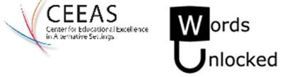 words unlocked logo