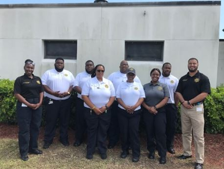 The Office of Detention Services Training Unit recently kicked off Phase II of the Supervisor Training series