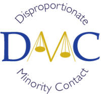 Disproportionate Minority Contact logo