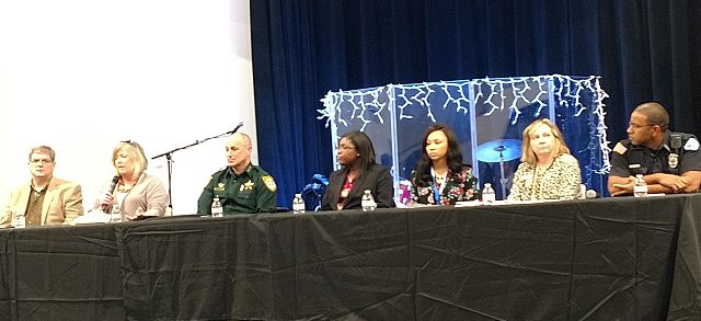 Prevention- Community Discussion Pensacola