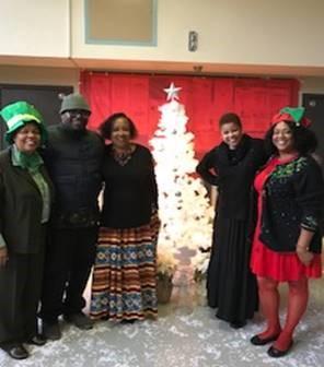 Education staff at Duval RJDC