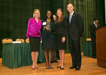 Stacie Harris Prosecutor of the Year