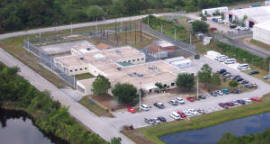Image of the Brevard Juvenile Detention Center