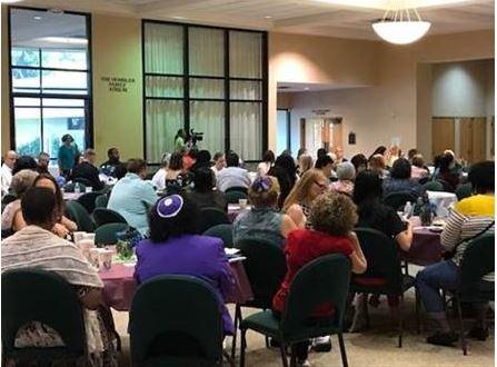 C6 community connections event