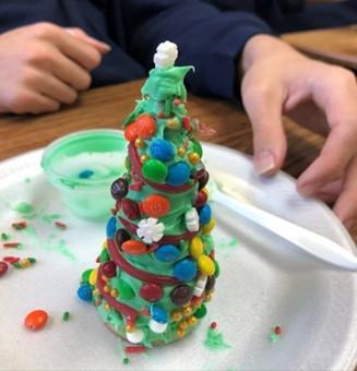holiday tree craft