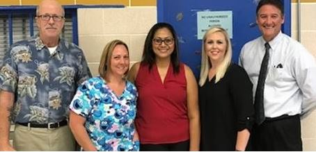 Youth at Escambia RJDC recently received training from CVS pharmacists regarding the dangers of misusing prescription medications.