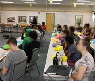 Brevard County's Youth Leadership Council Life Skills event