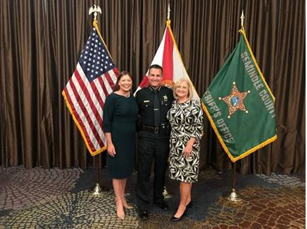 seminole sheriff foundation event