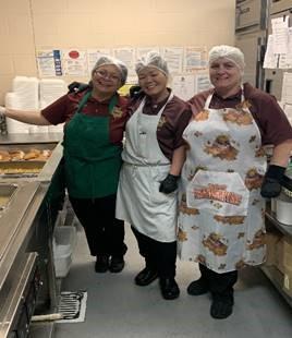 okaloosa kitchen staff