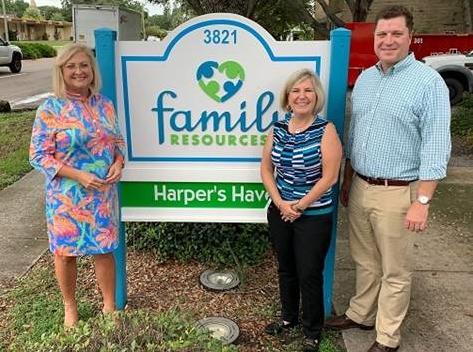 The florida network staff and Senator Jeff Brandes