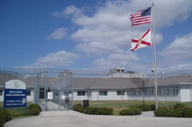 Image of the Kissimmee Juvenile Correctional Facility