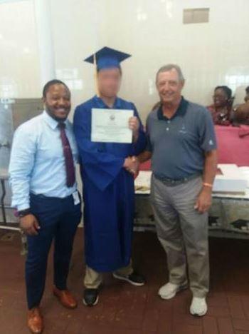 CSI youth graduation