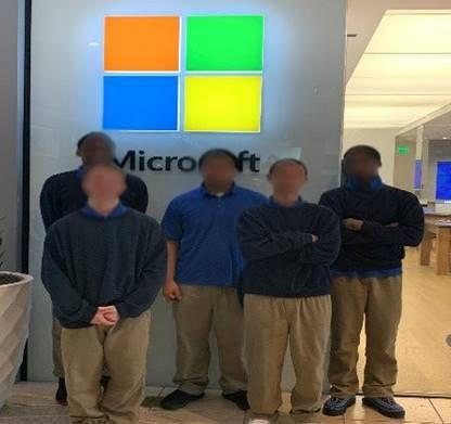 youth at microsoft
