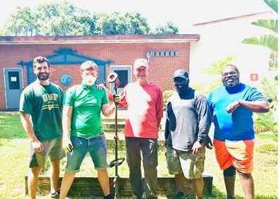 Youth with Eckerd Connects Project Bridge