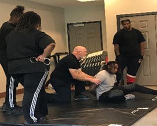 floor training
