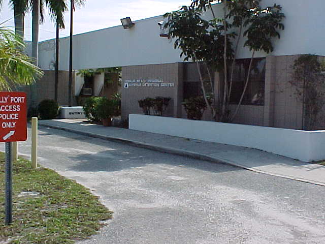 Image of the Palm Beach Juvenile Detention Center