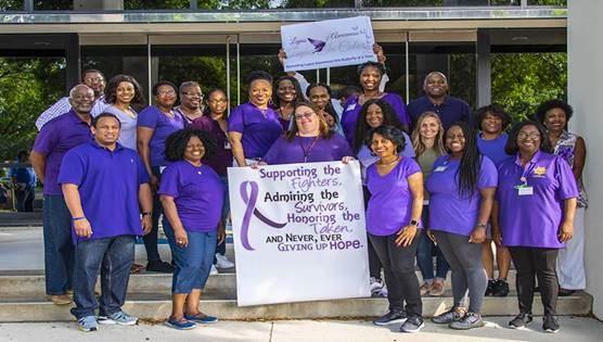 Bureau of Human Resources Recognizes Lupus Awareness Month