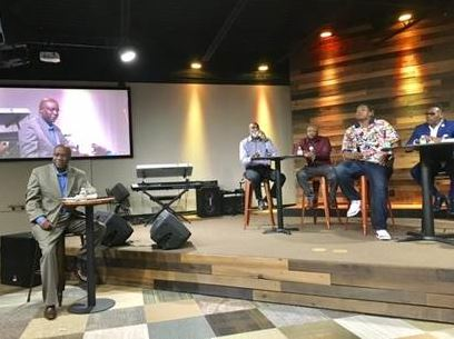 "Frontline Pastors Action Council's ""S.O.S. Call: Saving Our Sons"" and ""New Season of Nonviolence"" events at New Image Christian Center in Tallahassee"